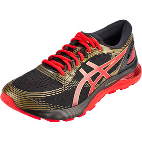 asics Gel-Nimbus 21 Shoes Herren black/classic red
